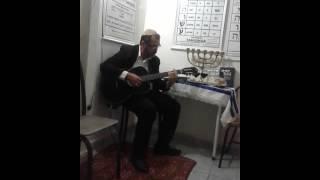 KADOSH RUACH COM O REB MAURO PAZ DA BEYIT YISRAEL