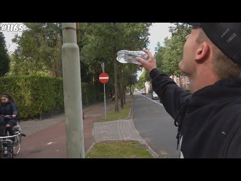 WATER BOTTLE FLIP CHALLENGE! - ENZOKNOL VLOG #1165