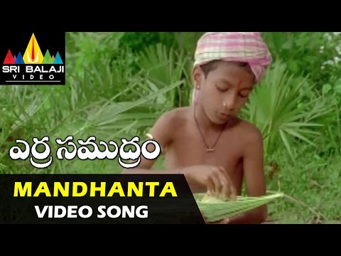 Erra Samudram Video Songs | Mandhanta Pothunte Video Song | Narayana Murthy | Sri Balaji Video