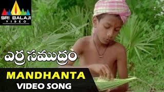 Erra Samudram Video Songs | Mandhanta Pothunte Video Song | Narayana Murthy | Sri Balaji Video