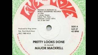 Major Mackerel Pretty Looks Done