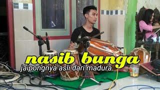 Gambar cover NASIB BUNGA dangdut jaipong (versi latihan) voc: agus elina music electone