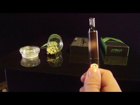 Atman Pretty Plus Dry Herb Vaporizer: Blazin' Gear Reviews