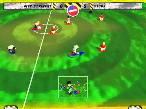 Let's Play Lego Soccer Mania: Episode 1