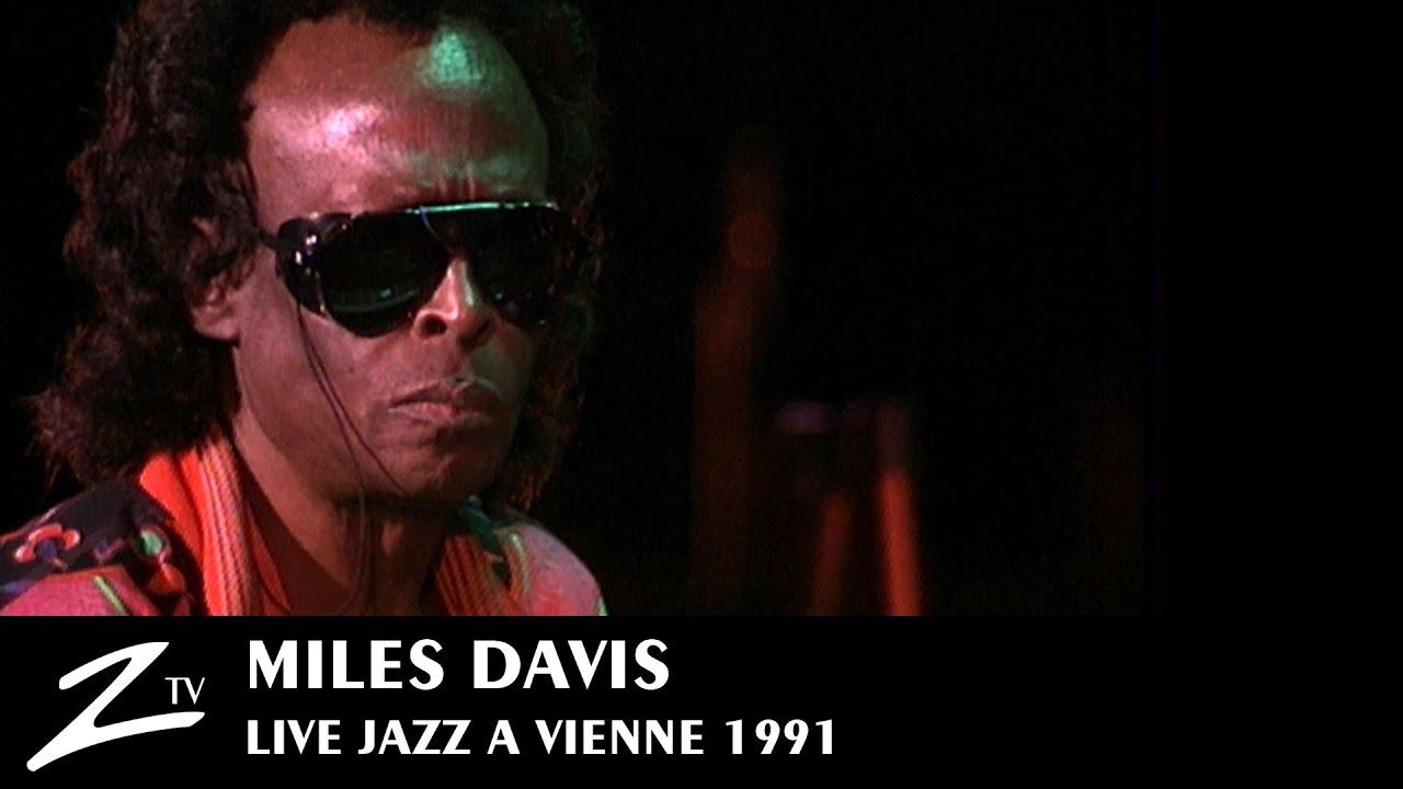 Human Nature Miles Davis Live