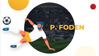 Incredible Philip Foden Stats ⚽ Career, Goals, Philip Foden Salary, Teams ⚽ WorldGoalStats