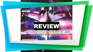 Review Ace Combat 3: Electrosphere [2019]