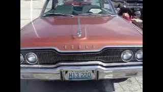1966 DODGE MONACO 500 HARDTOP --  TOP OF THE LINE DODGE