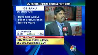 Sugar Industry Comfortable At This Point, Price At Desired Level: GS Sahu