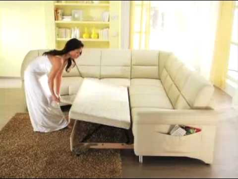 Couch perla youtube for Couch neckermann