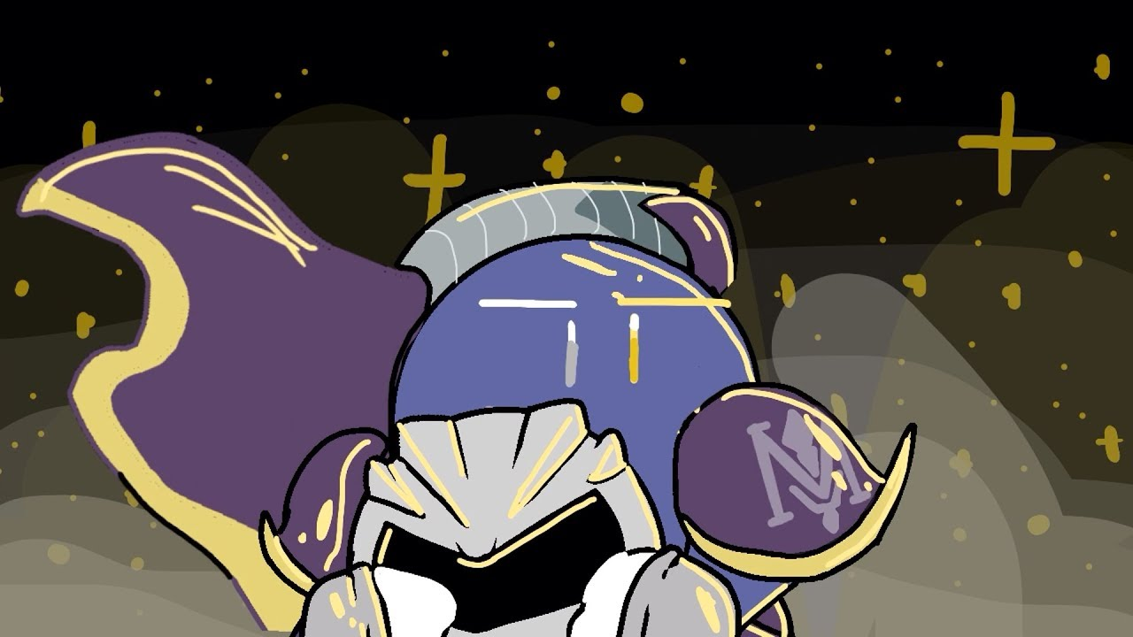 Meteorite Knight Meta Knight Meme Youtube