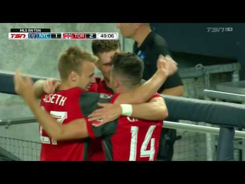 Match Highlights: Toronto FC at New York City FC - July 19, 2017