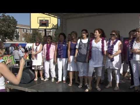 Wijkfeest in Schiedam-Oost