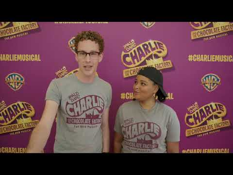'Roald Dahl's Charlie And The Chocolate Factory' Actors Perform For Denver Students