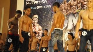new muscle (perbandingan) body kontes Mens Off Steel Java Showdown