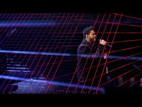The Weeknd Performs 'Starboy'! – TV SHOW KING