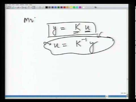 Mod-01 Lec-11 Dynamic Matrix Control