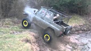 Uaz 4x4 offroad special extreme