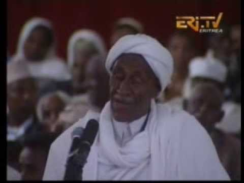 Eritrean minister of land and water give seminary part 5, January 2014