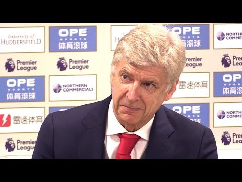 Arsene Wenger's Last Ever Arsenal Press Conference - Signs Off Career With Win Against Huddersfield