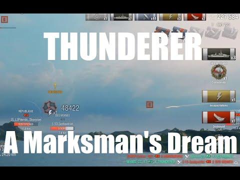 Thunderer - A Marksman's Dream