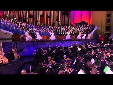 Angels, from the Realms of Glory - David Archuleta and the Mormon Tabernacle Choir