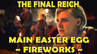 Call of Duty WW2 - The Final Reich Easter Egg Guide - Retrieve the Artifact (Fireworks Trophy)