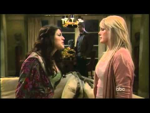 Funny Soap Opera Catfight