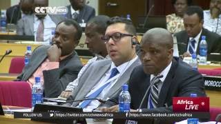 CCTV : African Nations Meeting In Ethiopia Prepare To Implement Paris Agreement