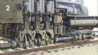Mt Rainer Scenic Railroad  April 2012 Willamette #2.mp4