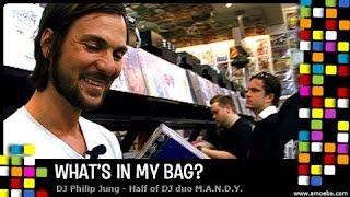 DJ Philip (M.A.N.D.Y.) - What's In My Bag?