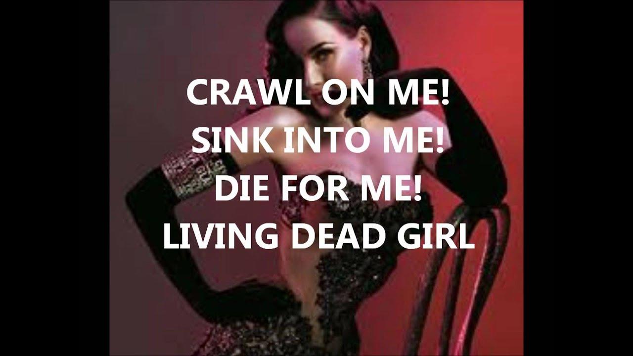 Living Dead Girl Rob