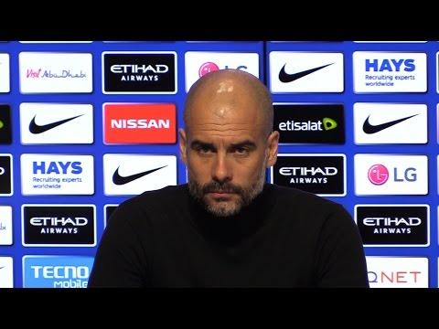 Pep Guardiola Full Pre-Match Press Conference - Sunderland v Manchester City