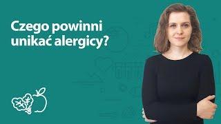 Czego powinni unikać alergicy?   Joanna Zawadzka   Porady dietetyka klinicznego