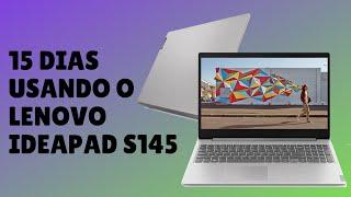 Notebook Lenovo Ideapad S145-15iwl Intel core i5 8gb 1tb 15.6 Windows 10
