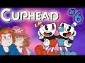 "Ginger Snaps: Cuphead #6 ""Cloud Lesbians"""
