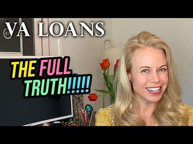 VA Loans The Full Truth (First Time Home Buyer Tips & VA Home Loans With Jennifer Beeston)