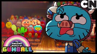 Back To School At Elmore High | Gumball | Cartoon Network