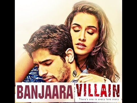 Banjaara Ek Villain Piano Karaoke Instrumental Version