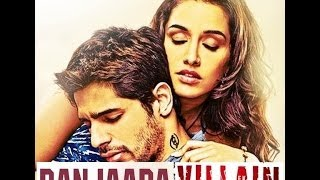 Banjaara Ek Villain Piano Karaoke Instrumental Version
