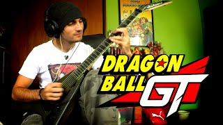 DRAGON BALL GT - Mi Corazon Encantado - por Johann Vargas