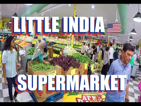 Little India NYC | See This Indian Supermarket In Jackson Heights Queens