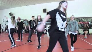 Galen Hooks - Outkast feat. Sleepy Brown - The Way You Move - SDA Summer Camp 2015