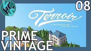 Terroir EP08: Prime Vintage – Wine Making Tycoon Simulator – Vanilla Hills