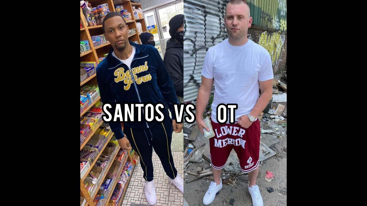 OT The Real Vs Santos [Full Breakdown of How It All Started] Who Y'all Got Winning?