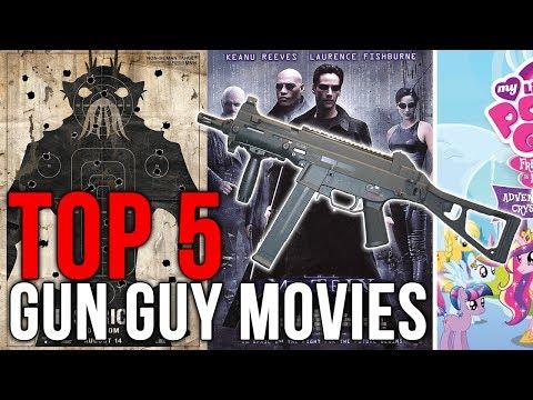 Top 5 Gun Guy Movies: The Best GunAction Films