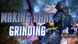 BDO - Making BANK Grinding on Arsha!
