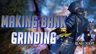 bDO - Making BANK Grinding on Arsha!
