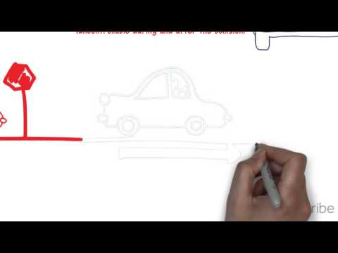 physics behind the CRUMPLE ZONE