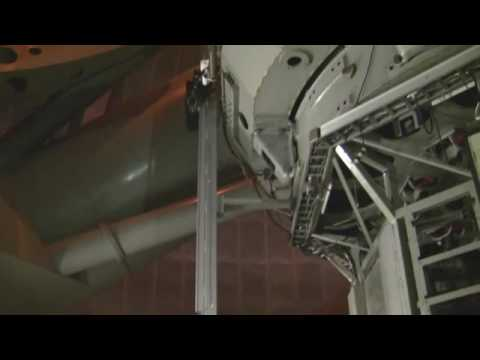 Palomar Observatory Tour Getting inside the 200in Hale Telescope